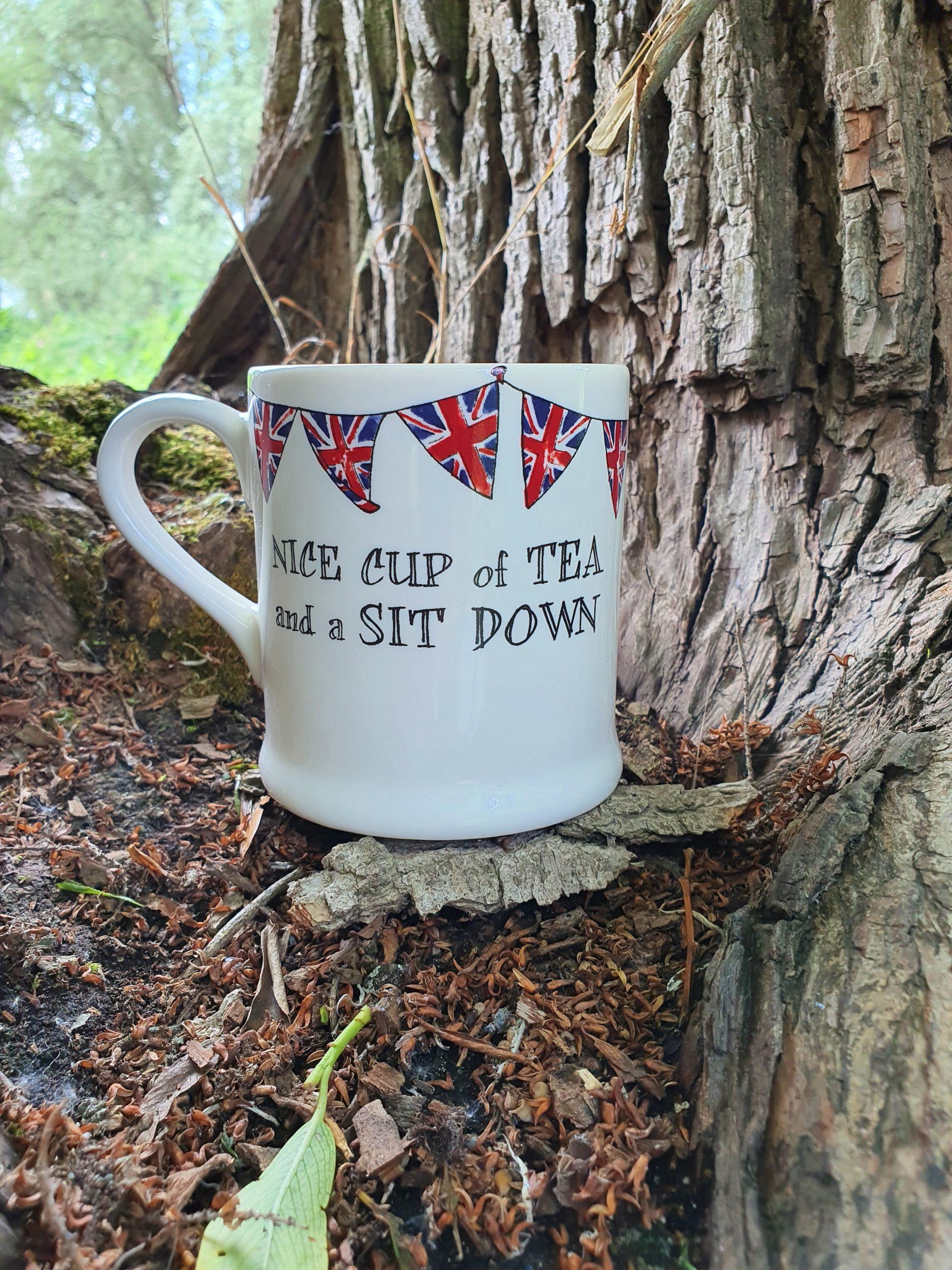 A Nice Cup of Tea - Teetasse