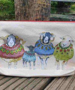 Täschchen mit Woolly Sheep