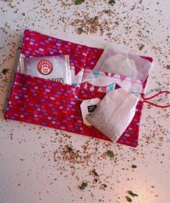 Teebeutel-Etui - eine tolle Geschenkidee