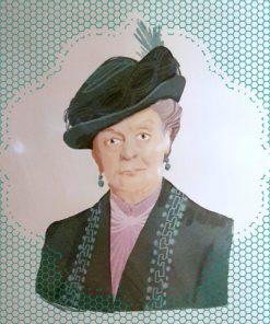 Downton Abbey inspiriert Karte - Lady Violet Crawley - Maggie Smith - lustige Geburtstagskarte - Zitat Karte